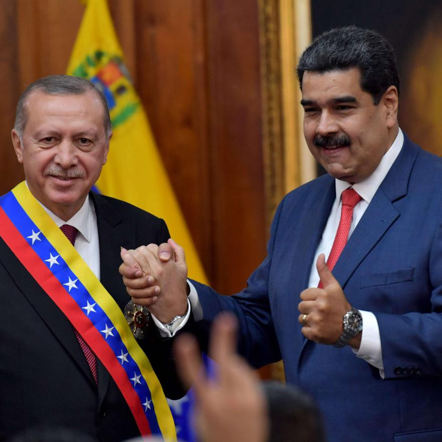 Erdogan and Maduro